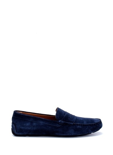 Derimod Erkek Loafer(8006) Casual Lacivert